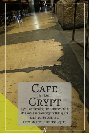 Crypt Cafe
