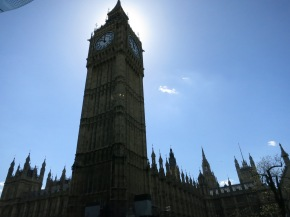 Strolling Westminster