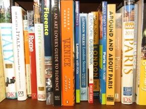 SO… Many… Travel…Books…