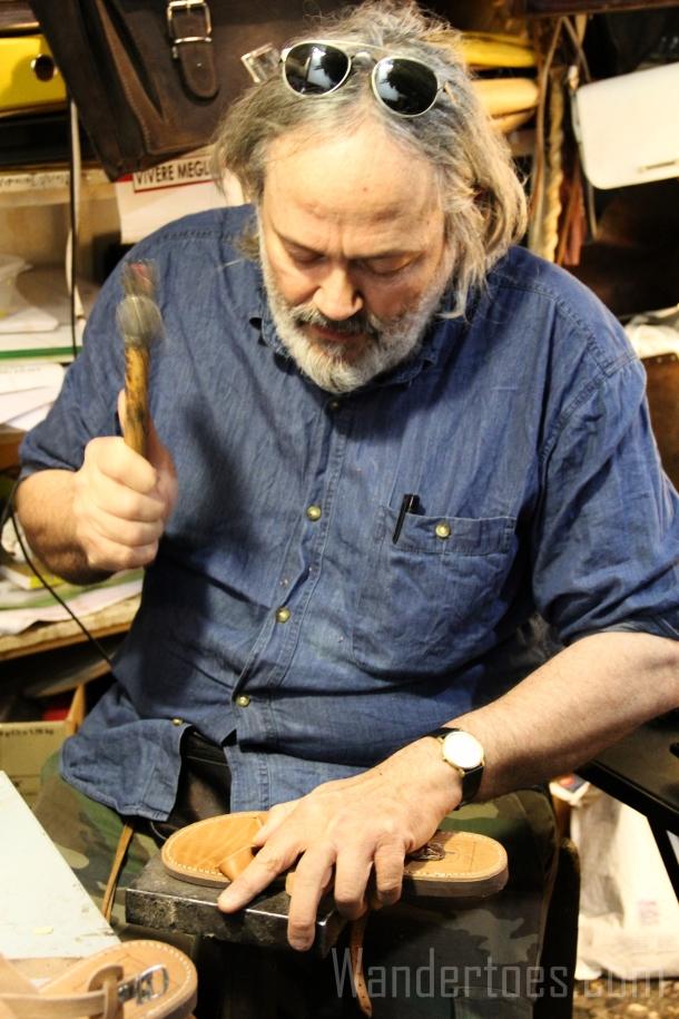 Athens Melissinos Working Wandertoes