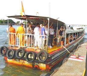 Chao Phraya:  The Water TaxiExperience
