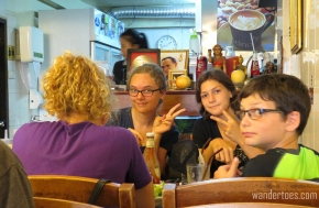Schnitzel off Khao San: ShoshanaRestaurant