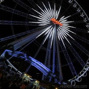 Asiatique: Food & Shopping & Carnival, Oh My.