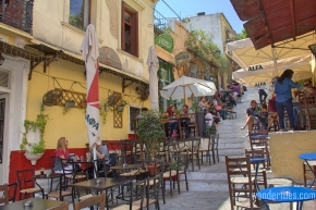 5 Great Places to Eat in Plaka