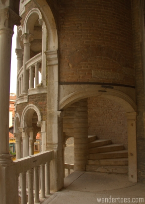cala Contarini del Bovolo exterior photo Hidden Gem Top Secret Sights Venice Italy
